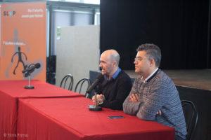 Sr. Sergi Mingote i Sr. Toni Fernández