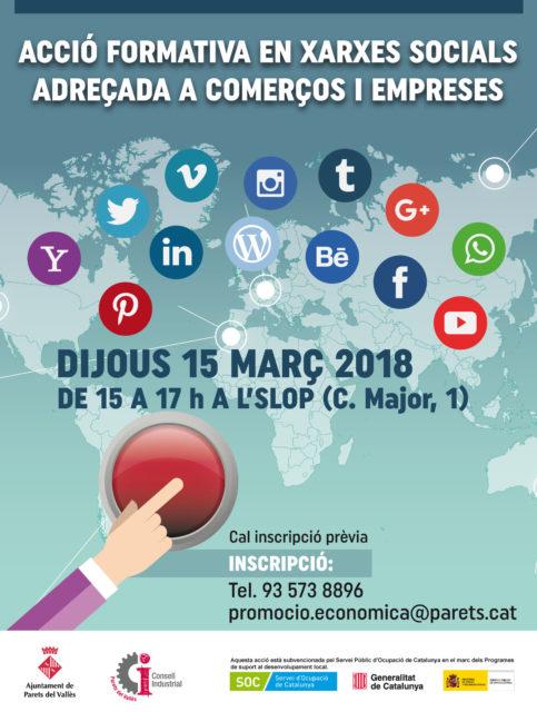 Introducció a les xarxes socials i marqueting digital